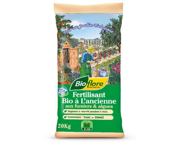 Fertilisant Bio à l'Ancienne