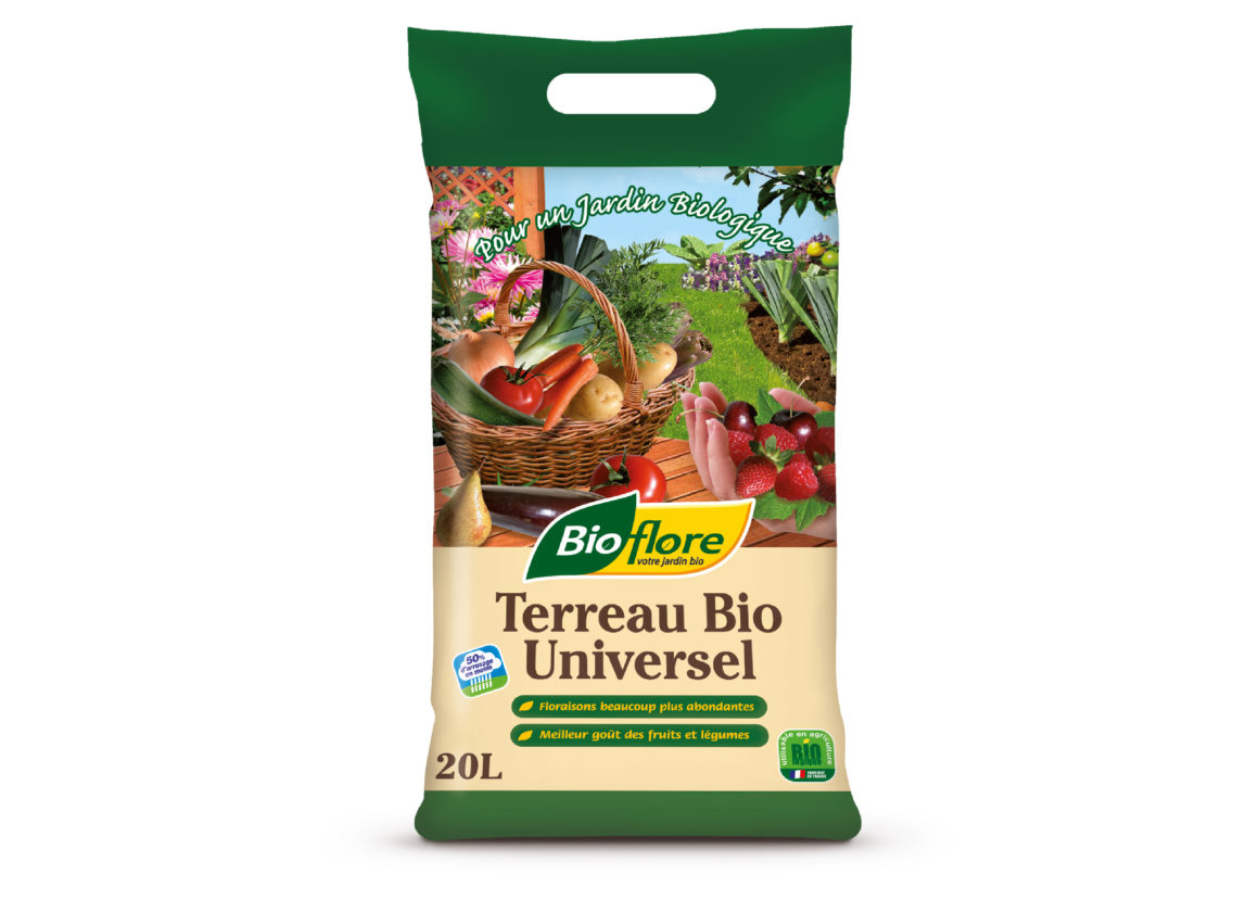 Terreau Bio Universel