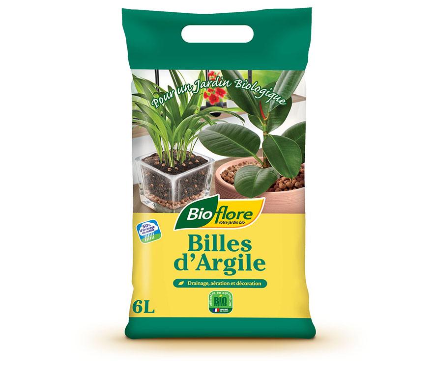 Billes d'Argile