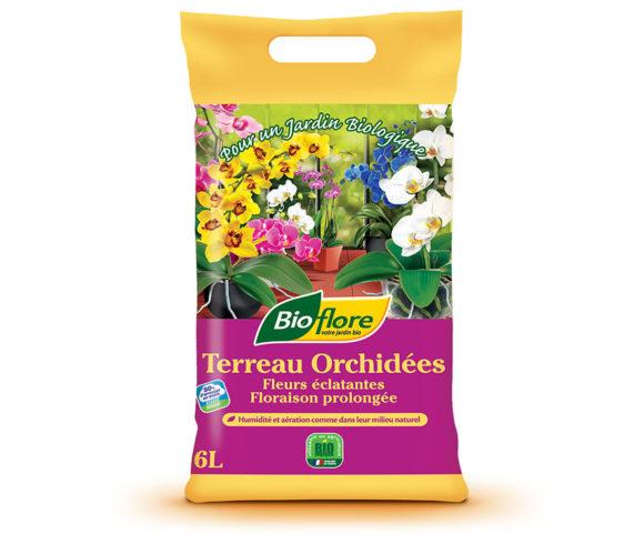 Terreau Orchidées